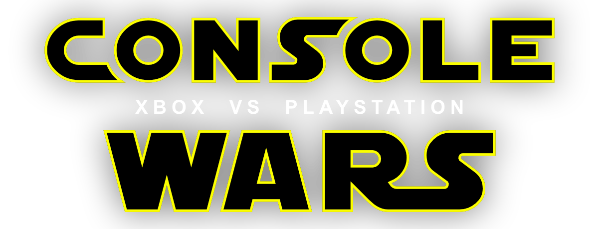 The Console Wars show logo